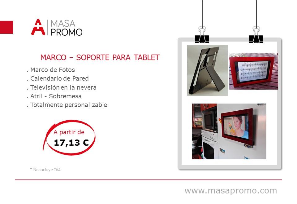 MARCO - SOPORTE TABLET - Masa Promo